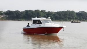 Công tác hạ thủy và vận hành tàu thuyền