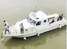 Tàu câu cá FISHERMAN 40 (FM 40)