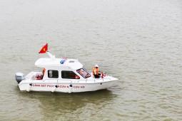 Fireboat patrol WP 750