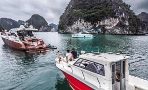 Chơi du thuyền không quá khó tại Việt Nam