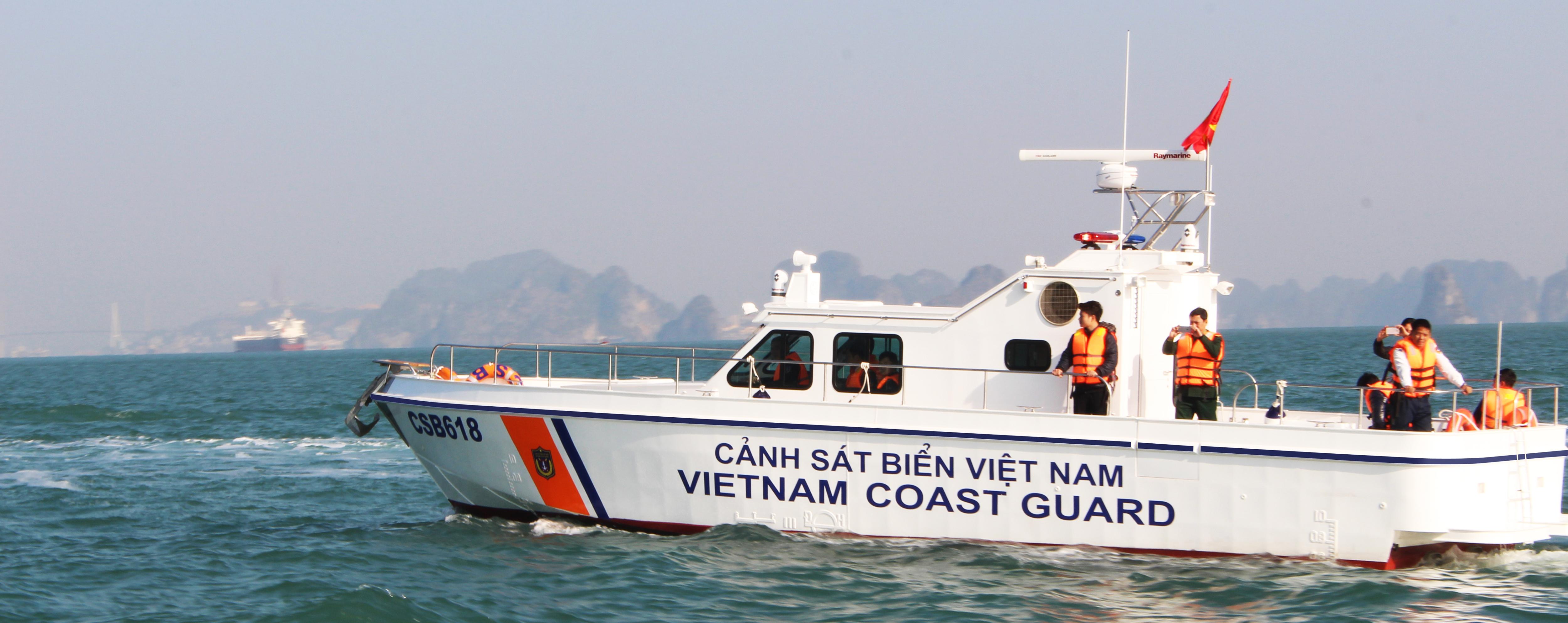 Tàu tuần tra cao tốc MS 50S