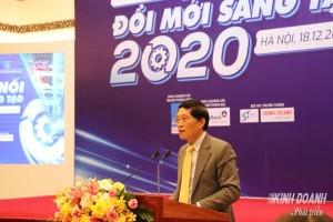 Diễn đàn Kết nối đổi mới sáng tạo 2020: Thúc đẩy hoạt động hợp tác chuyển giao, ứng dụng và phát triển công nghệ
