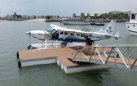 Bến thủy phi cơ tại Quảng Ninh