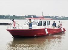 Tàu PCCC và Cứu Hộ Cứu Nạn - WP 35