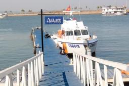 Bến Ca Nô và Du Thuyền